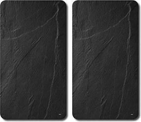 Set de 2 tocatoare din piatra Jocca , 30 x 20 cm