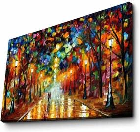 Reproducere tablou pe pânză Leonid Afremov, 70 x 45 cm