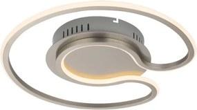 Globo SOFIA 67093-20 Plafoniere nichel plastic LED - 1 x 20W 1280lm 3000K IP20 A