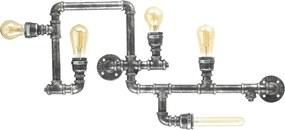 Lustra-Plafon-PLUMBER-PL5-VINTAGE-175324-Ideal-Lux