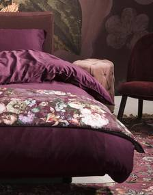 Cuvertura Fleur Burgundy , 220x265 cm