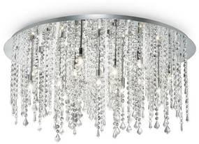 Plafonieră de cristal Ideal Lux ROYAL 15xG9/40W/230V
