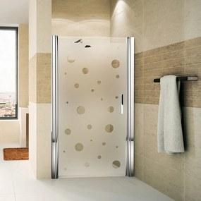 Autocolant pentru cabina de duș Ambiance Bubbles