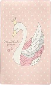 Covor copii Swan, 140 x 190 cm