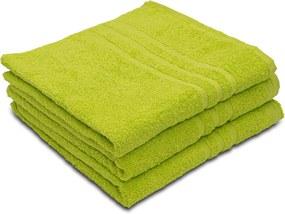 Prosop pentru corp Confort maxi, verde deschis 100x180-cm
