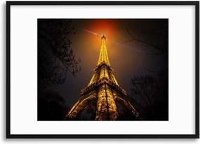 Imagine în cadru - La Tour Eiffel by Clemens Geiger 40x30 cm