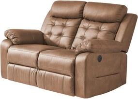 Canapea recliner cu 2 locuri UV42