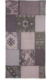 Covoras verde textil pentru baie Baltimora 60x90 cm