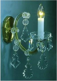 Artcrystal PWM531001001Traditio - Corp de iluminat perete E14/40W/230V