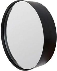 Oglinda rotunda din metal 36 cm Raj S White Label