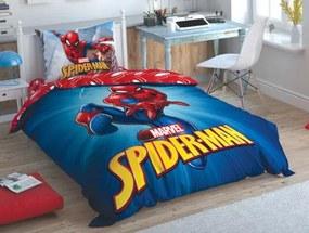 Lenjerie de pat Tac Spiderman time to move
