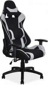 BRUNO scaun birou culoare: auriu/ anin