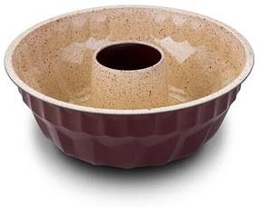 Forma bundt (guguluf) 27 cm cu invelis ceramic antiaderent Terrestrial NAVA NV 103 056