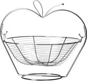 Fructieră metalică Unimasa Orchard Apple
