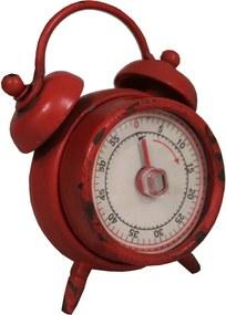 Ceas de bucătărie - timer Antic Line Red