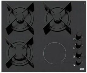 Franke Plita incorporabila FHX 604 3G 1C BK C