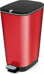 KIS Coș de gunoi Chic Bin L, 50 l, roșu