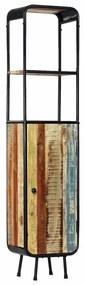 247856 vidaXL Dulap înalt, 40 x 30 x 180 cm, lemn masiv reciclat