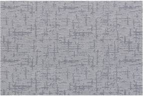Șervet decorativ Tiseco Home Studio Melange, 45 x 30 cm, gri