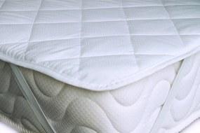 Protectie saltea impermeabilă matlasată 90 x 200 cm
