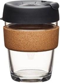 Cană de voiaj cu capac KeepCup Brew Cork Edition Espresso, 340 ml