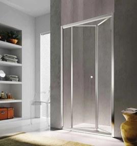 Sistem usa pliabila pentru dus in nisa Glass Isy IJ, 100cm