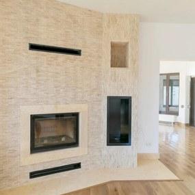 Mozaic Travertin Classic Bamboo 1.5 x 7.5 cm