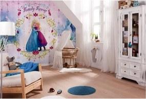 Komar Fototapet - Frozen Family Forever