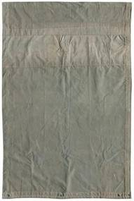 Covor din Panza Vintage Army - Panza Verde Diametru (120 x 180 cm)