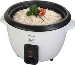 Aparat pentru gatit orez ECG RZ 060, 400W, 0,6L, functie mentinere la cald