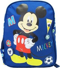Ghiozdan gradinita Pigna Mickey Mouse albastru multicolor MKRS1841-2