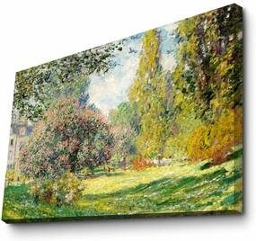 Reproducere tablou pe pânză Claude Monet, 100 x 70 cm