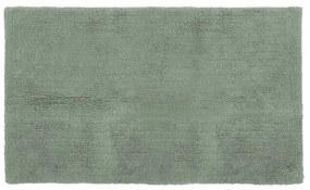Covoraș din bumbac pentru baie Tiseco Home Studio Luca, 60 x 100 cm, verde