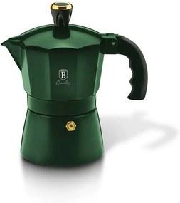 Berlinger Haus Cafetieră espresso 3 cești Emerald Collection