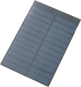 Panou solar policristalin Conrad, 6 V, 150 mA, 0,9 W