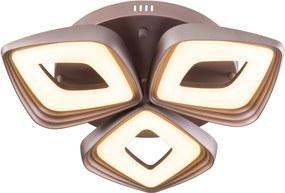 Plafonieră Eye cu trei becuri