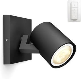 Philips 53090/30/P7 - LED Lampă spot RUNNER HUE 1xGU10/5,5W/230V