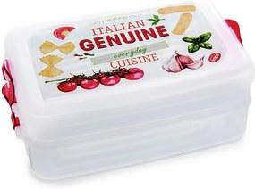 Set 2 caserole alimentare alimentare Snips Classic
