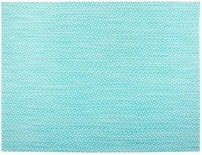 Suport pentru farfurie Tiseco Home Studio Melange Triangle, 30 x 45 cm, albastru