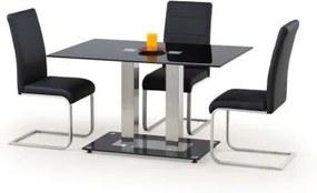 WALTER 2 masă neagră