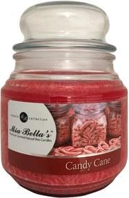 Mia Bella's Lumanare Parfumata Candy Cane 454g