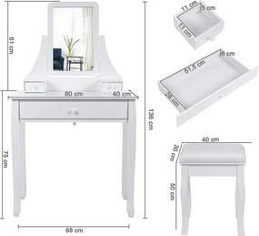 Masă de toaletă Marguerite de Valois