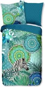 Home lenjerie de pat reversibila colorata pentru pat de o persoana Hip Talisa 140x200/220cm