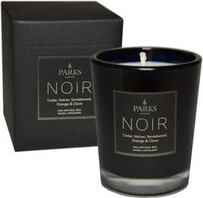 Lumânare parfumată Parks Candles London, aromă de portocale și santal, durată ardere 22 ore