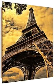Tablou CARO - Eiffel Tower 7 30x40 cm