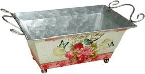 Jardiniera Roses 39 cm x 20 cm