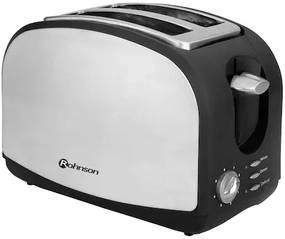 Prajitor paine 900W, functie dezghetare, 8 trepte, Inox