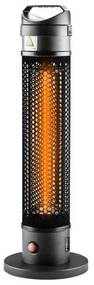 Incalzitor terasa, infrarosu 1000 W, interior/exterior, IP44, NEO