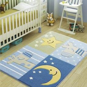 Covor pentru copii Sleepy, 100 x 150 cm