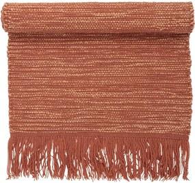Covor tip pres Orange, Lana, 60x120 cm